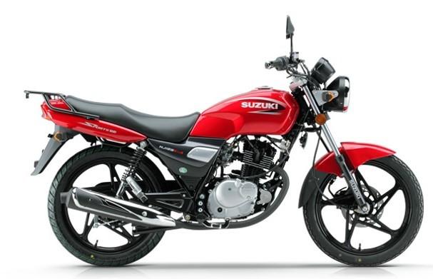 钻豹摩托车改装电喷_豪爵铃木钻豹HJ125K-A摩托车-大地恒通